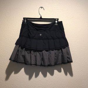 Lululemon Run Pacesetter skirt